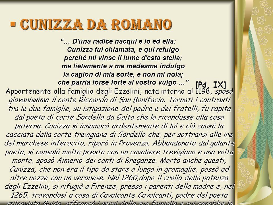 CUNIZZA DA ROMANO [Pd. IX]